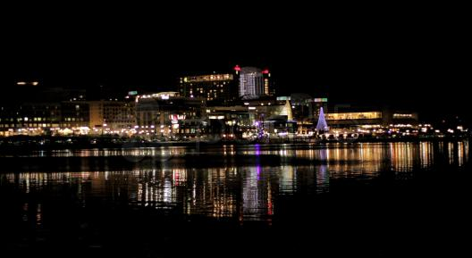 National Harbor at Night